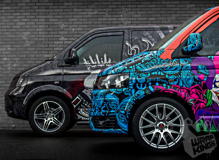 wrapkings-stickerfitters-wraproyalty-vinly-wrapping-vw-t5-wrap-full-colour-change-matt-gloss-carbon-fibre